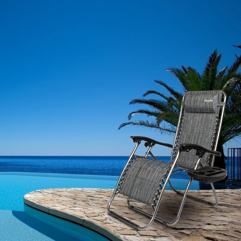 Top 10 Best Zero Gravity Lounge Chairs in 2019 | Reviews & Buying Guide