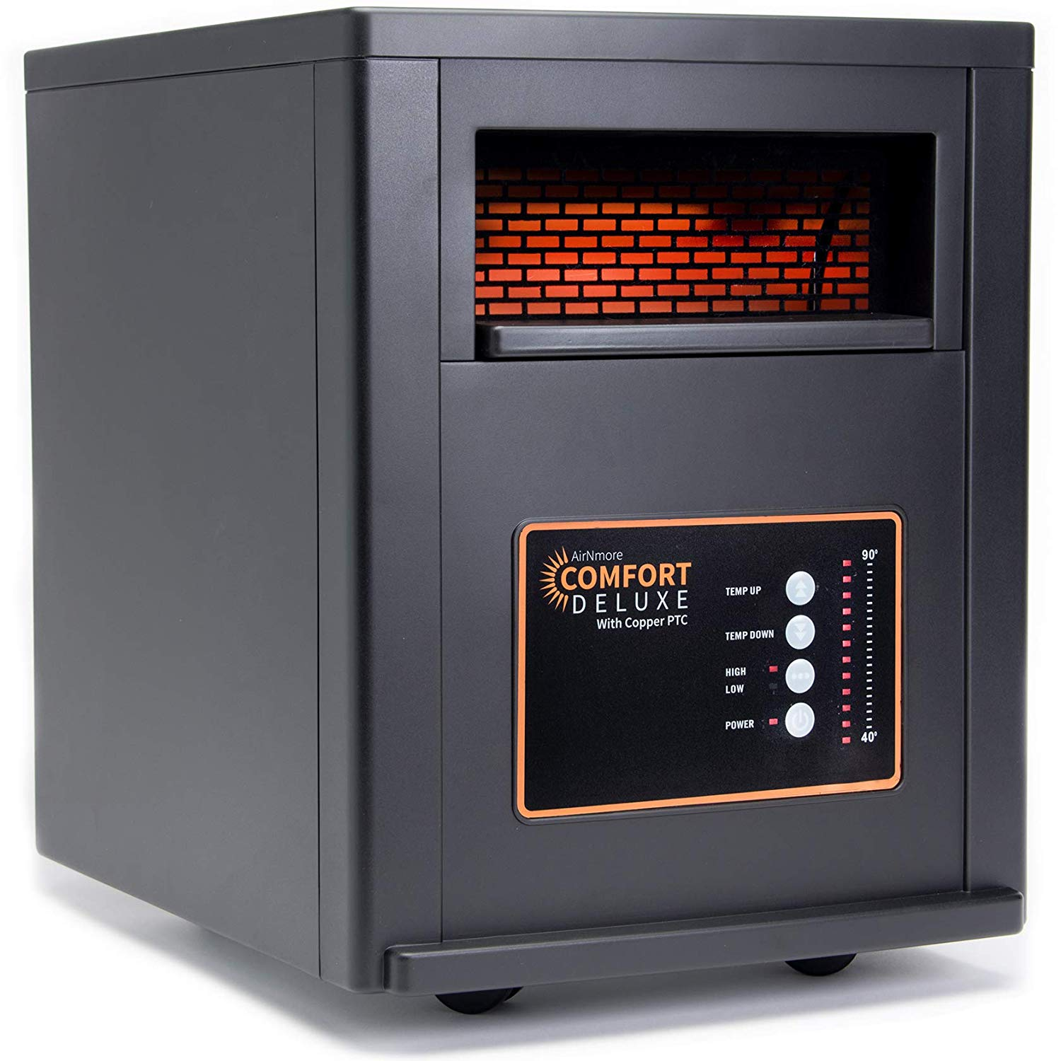 AirNmore Comfort Delux Electric Infrared Heater