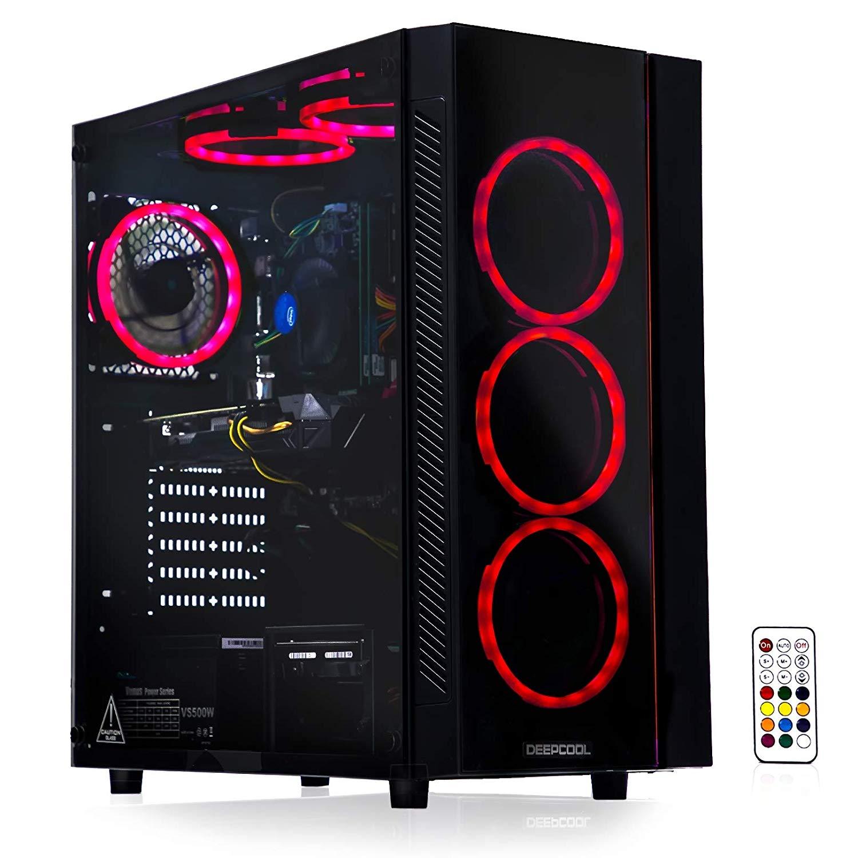 Alarco Gaming PC RGB Desktop computer
