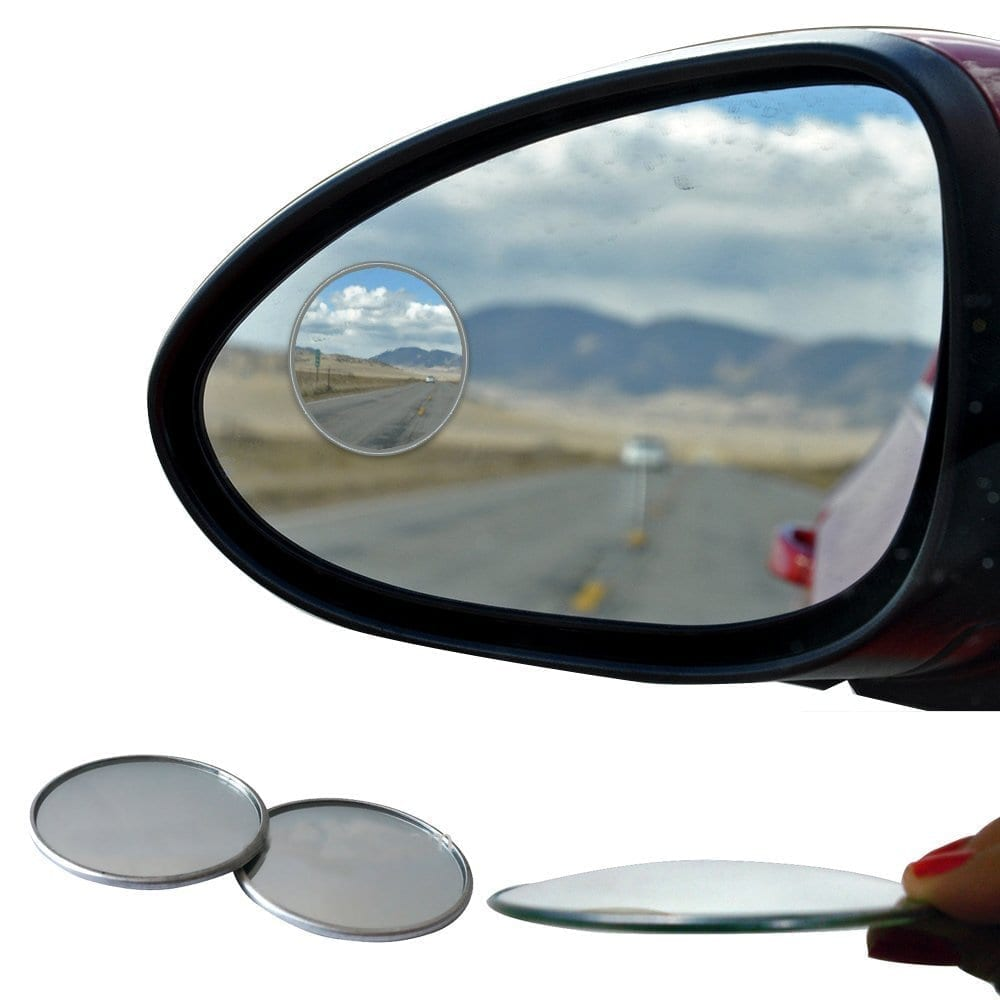 Blind Spot Mirror - 4 Pack Blind Spot Mirror for SUV - Blind Spot Mirrors for Cars