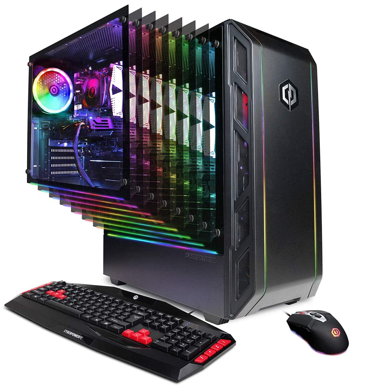 CyberPowerPC Gamer Master