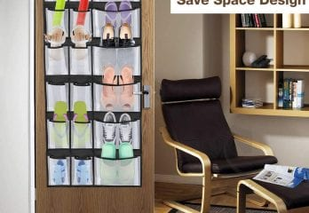 Door Hanging Shoe Organizers