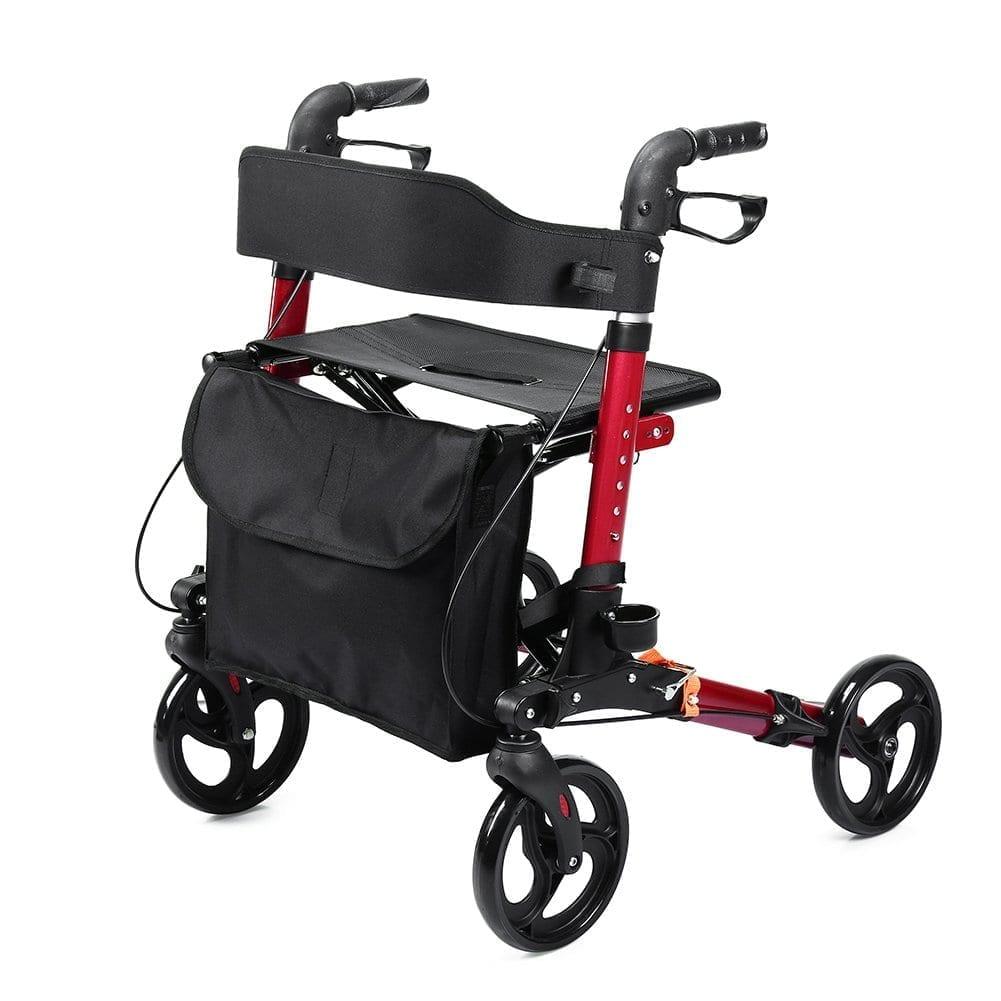 ELENKER Medical Foldable Rolling Walker