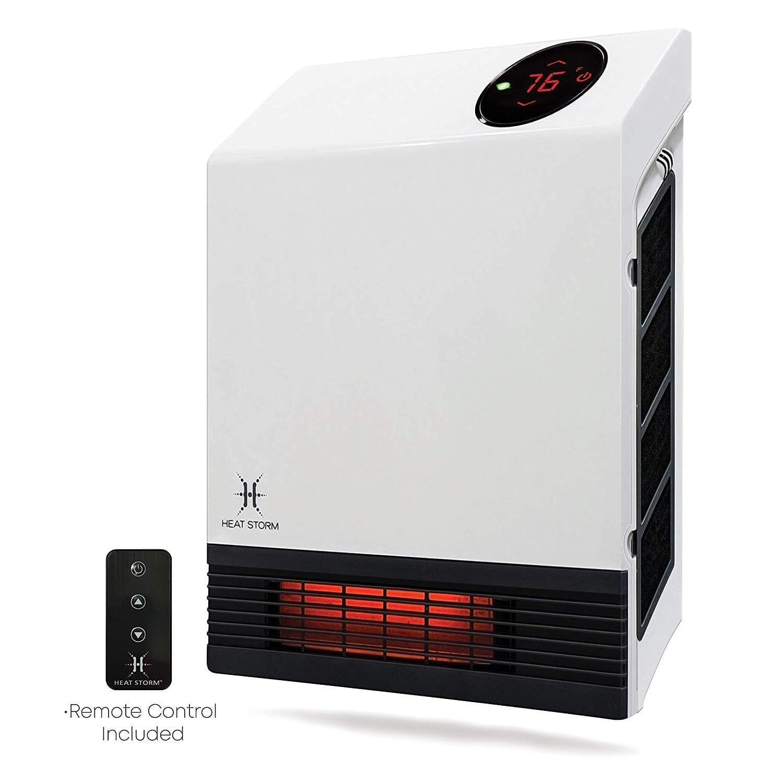 Heat Storm Deluxe Space Heater
