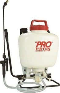 Heavy Duty 614SR Piston Backpack Sprayer