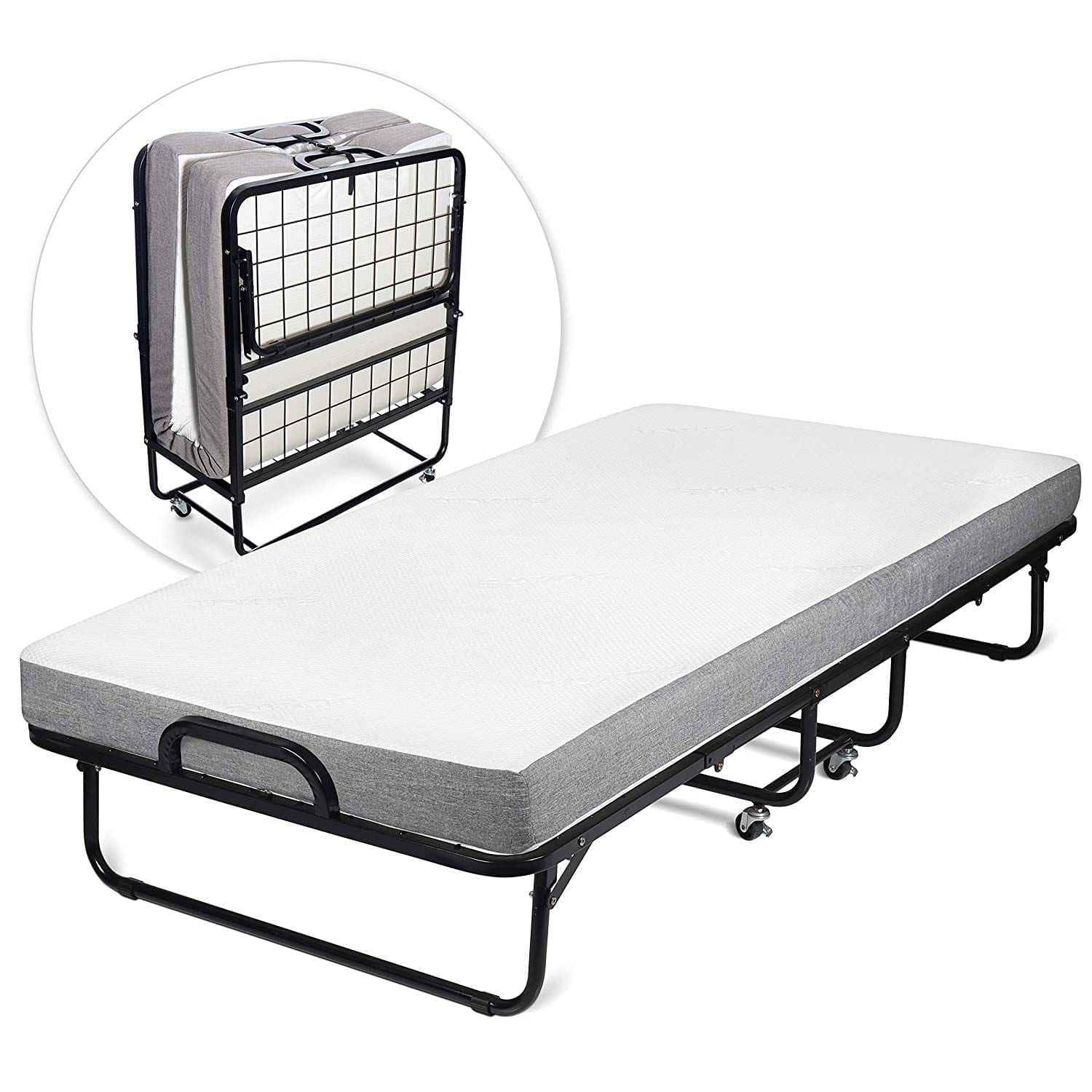 Milliard Folding Guest bed