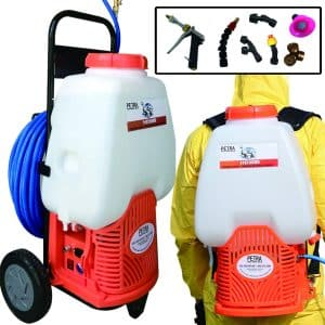 Petra Commercial Quality Backpack Sprayer