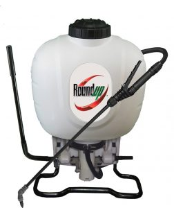 Roundup 190314 4-Gallon Backpack Sprayer
