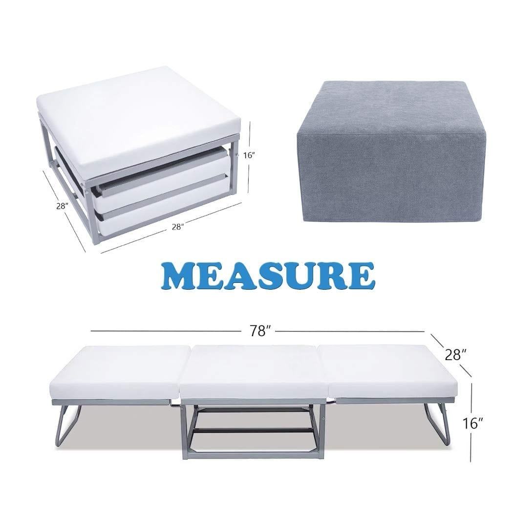 Triple Folding Bed By Triple Furniture