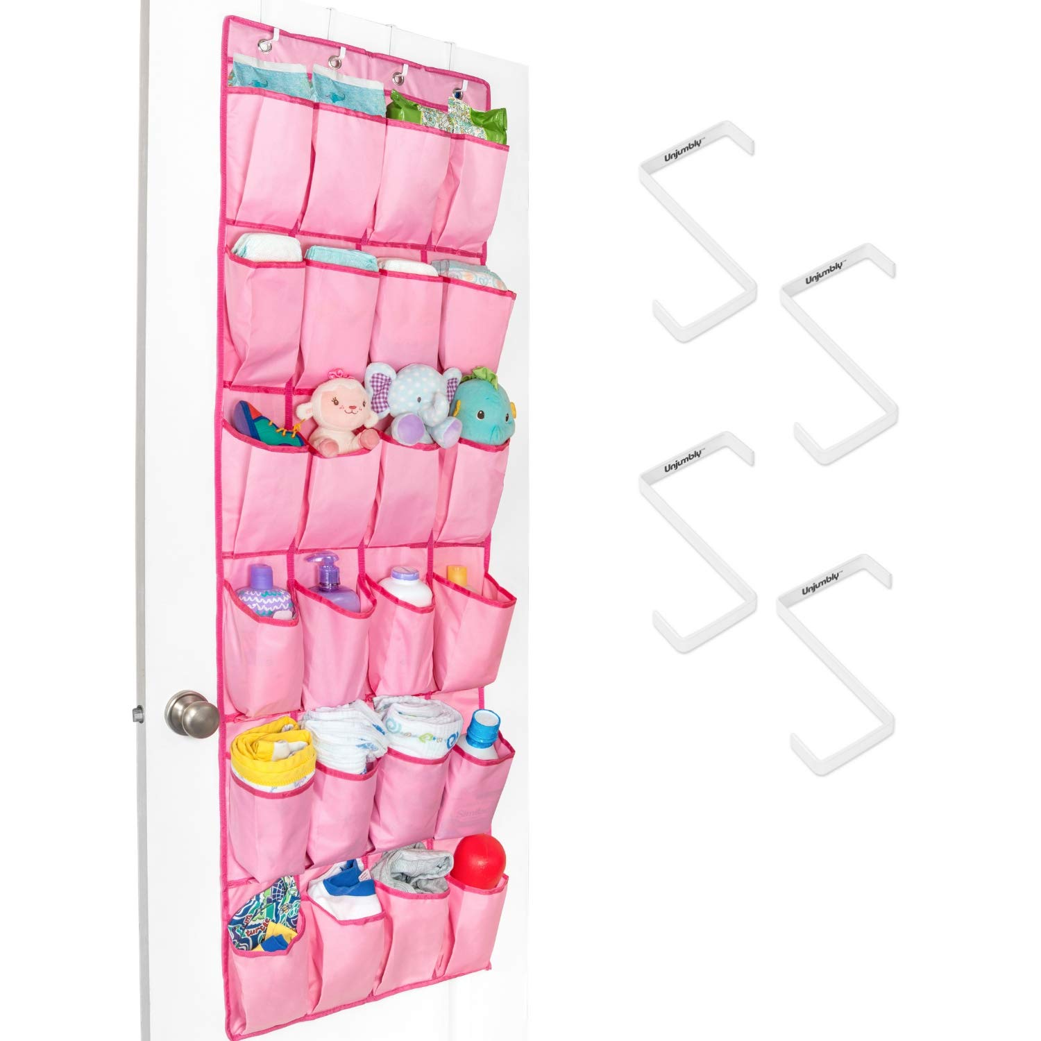 Unjumbly Shoe Storage for Women, Men, and Children, Ideal Baby Room Organizer