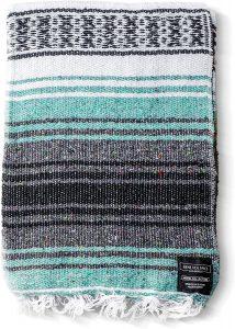 Benevolence LA Mexican Blanket Authentic Falsa