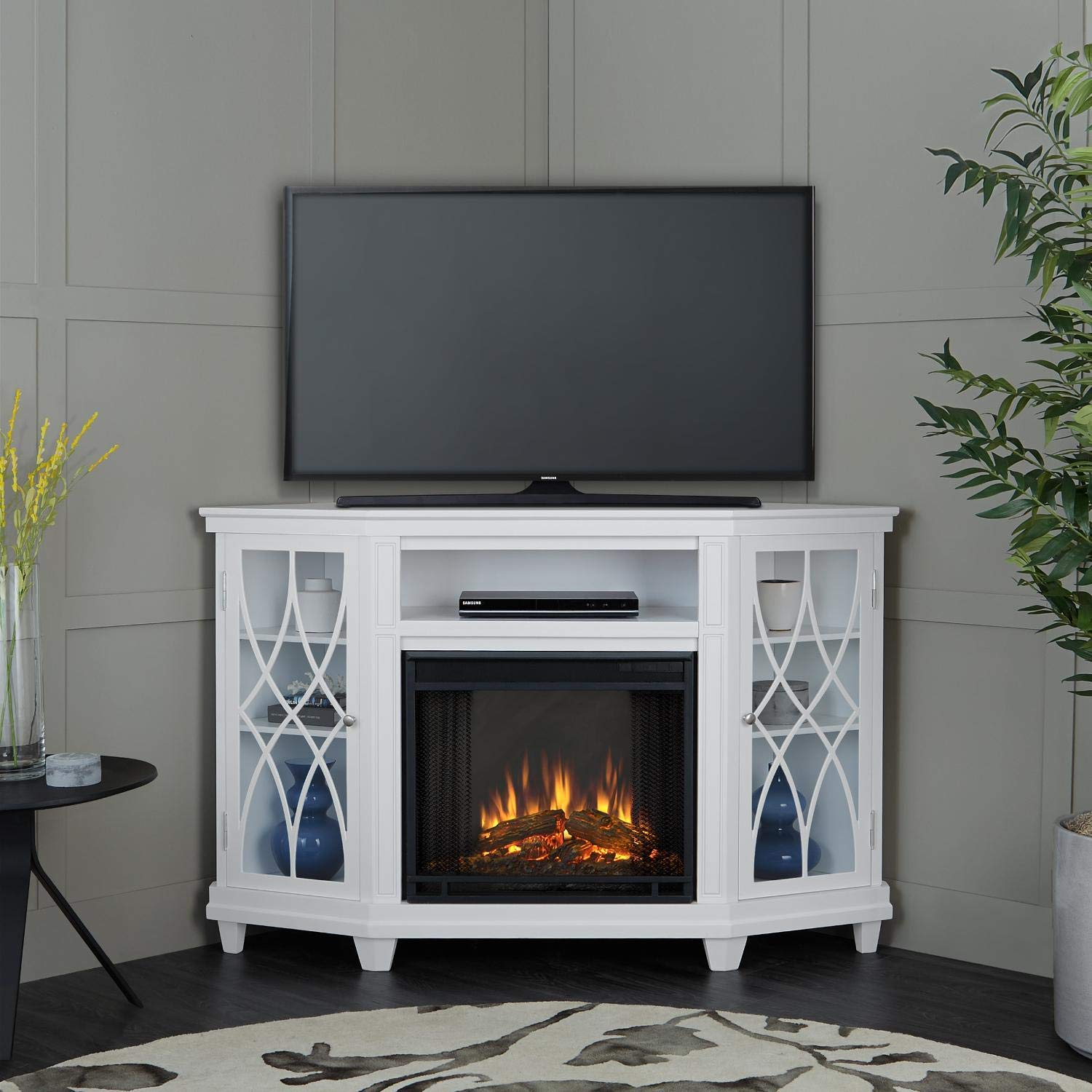 How To Get The Best Corner Fireplace Tv Stands In 2020