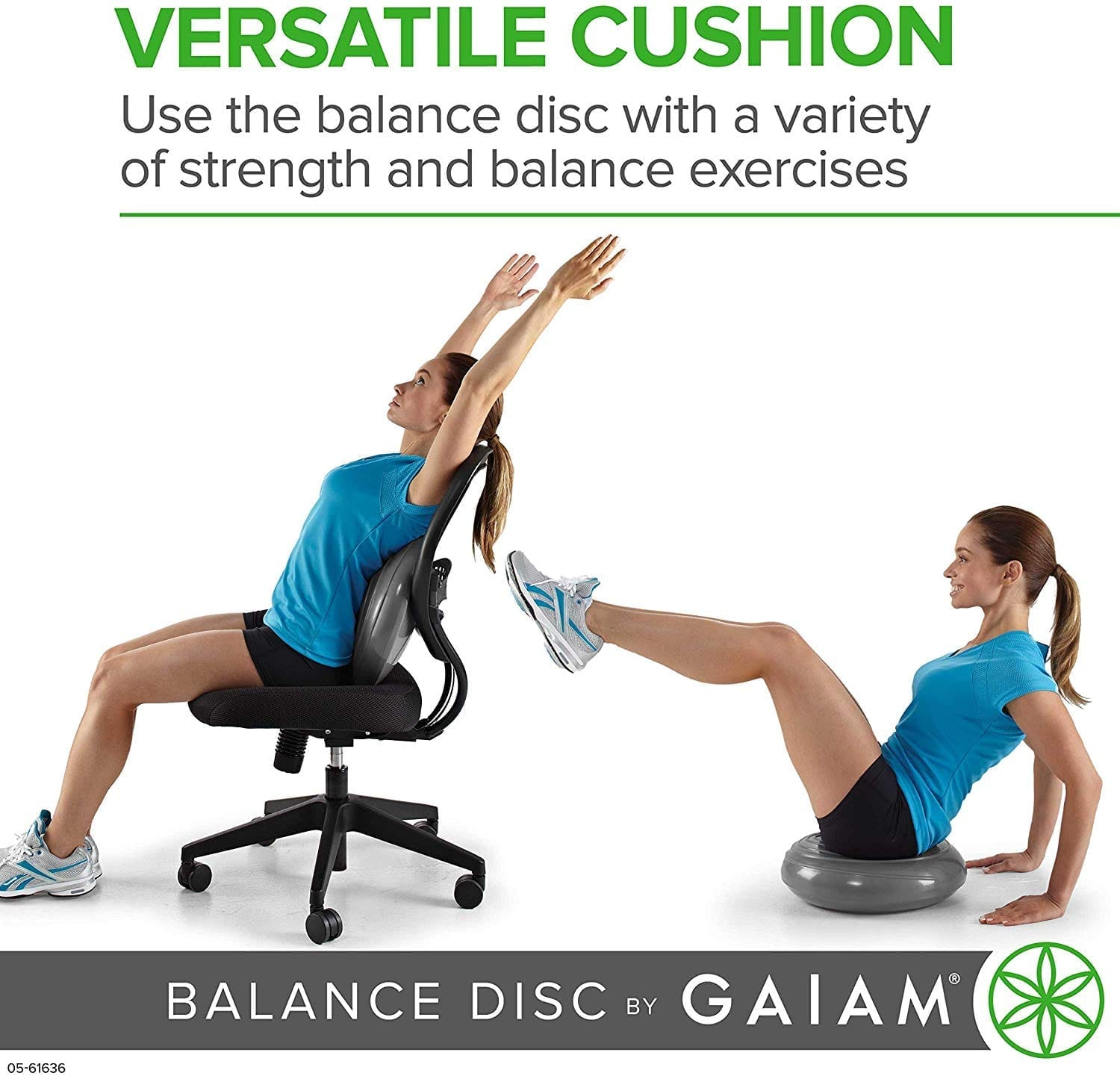 Gaiam Balance Disc Chair
