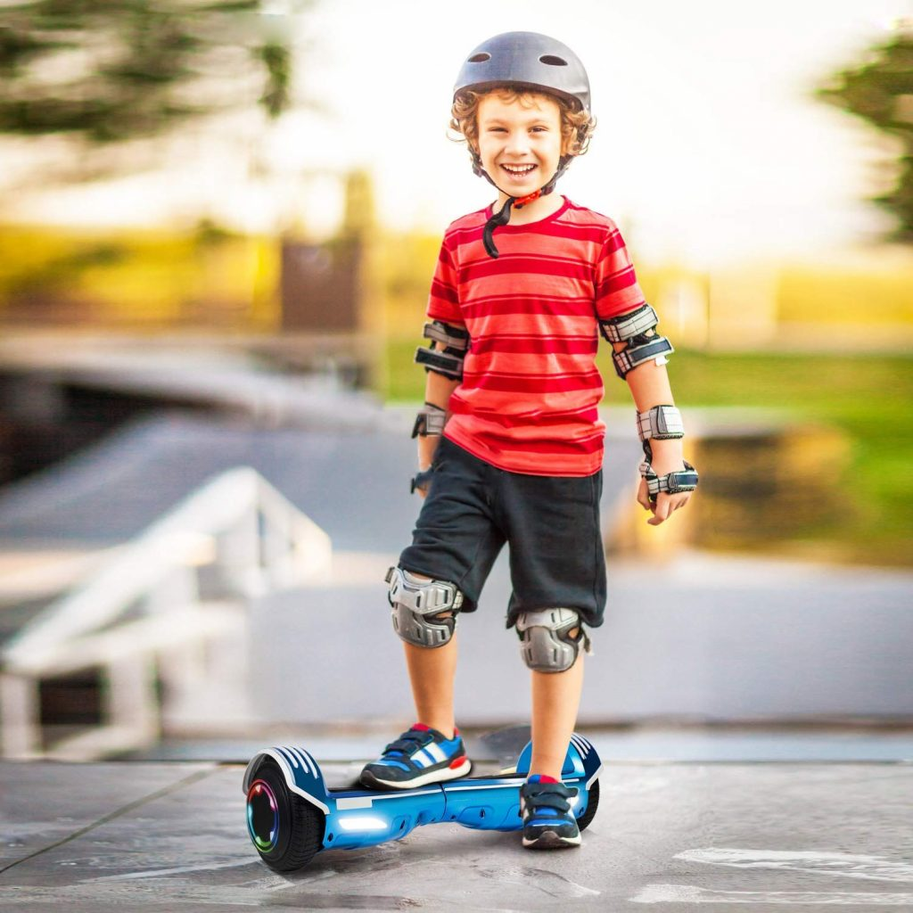 Best Bluetooth Self Balancing Hoverboards for Kids in 2019 | Buying Tips