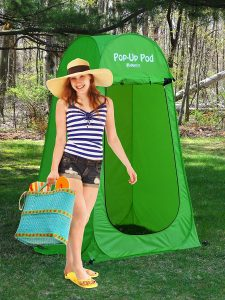 Pop Up Privacy Tent by GigaTent