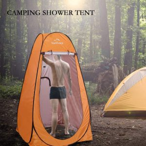 Pop Up Shower Tent by YourChoice