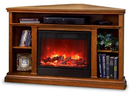 Real Flame Churchill 3750E-O Electric Fireplace