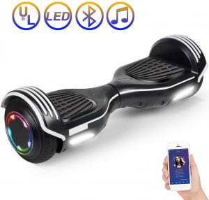 SISIGAD Bluetooth Self Balancing Hoverboard for Kids