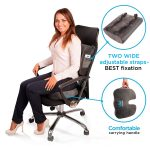 Seat Cushion for Office Chairs