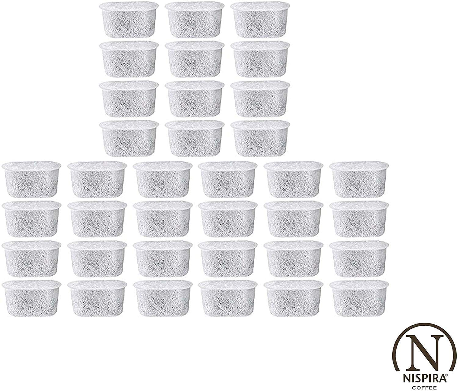 36 Nispira Activated Charcoal Water Filters Replacement