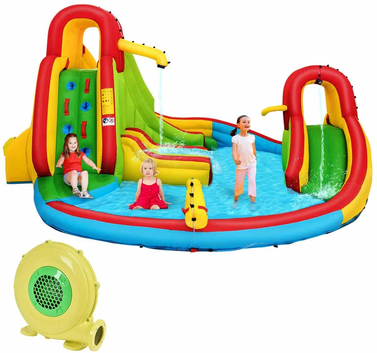 Costzon 7-in-1 Bounce House