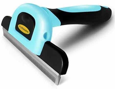 DakPets Dog & Cat Hair Deshedding Brush