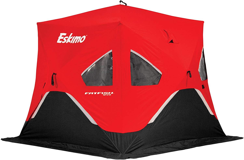 Eskimo FatFish Ice Fishing tent