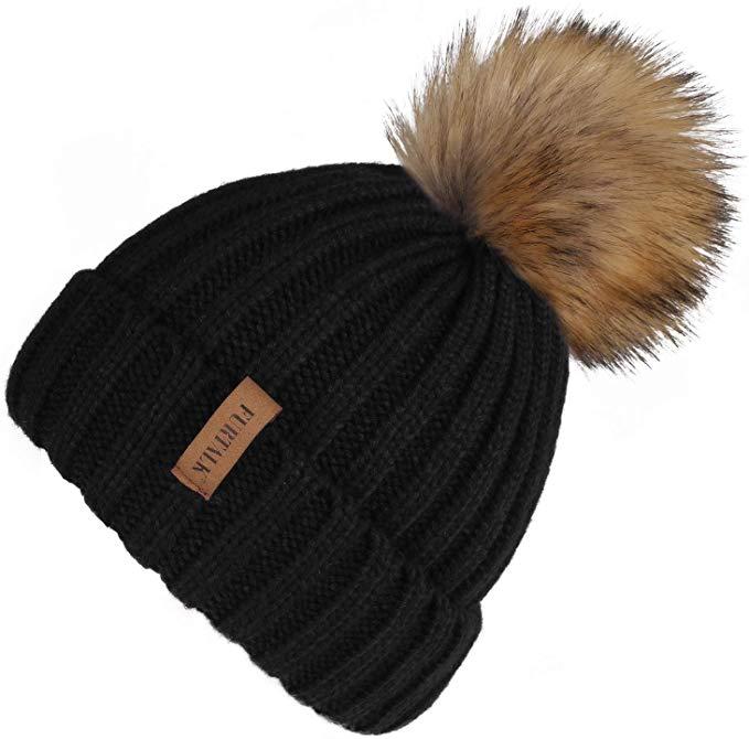 FURTALK Kids Winter Hat