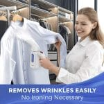 Handheld Garment Steamers for Clothes