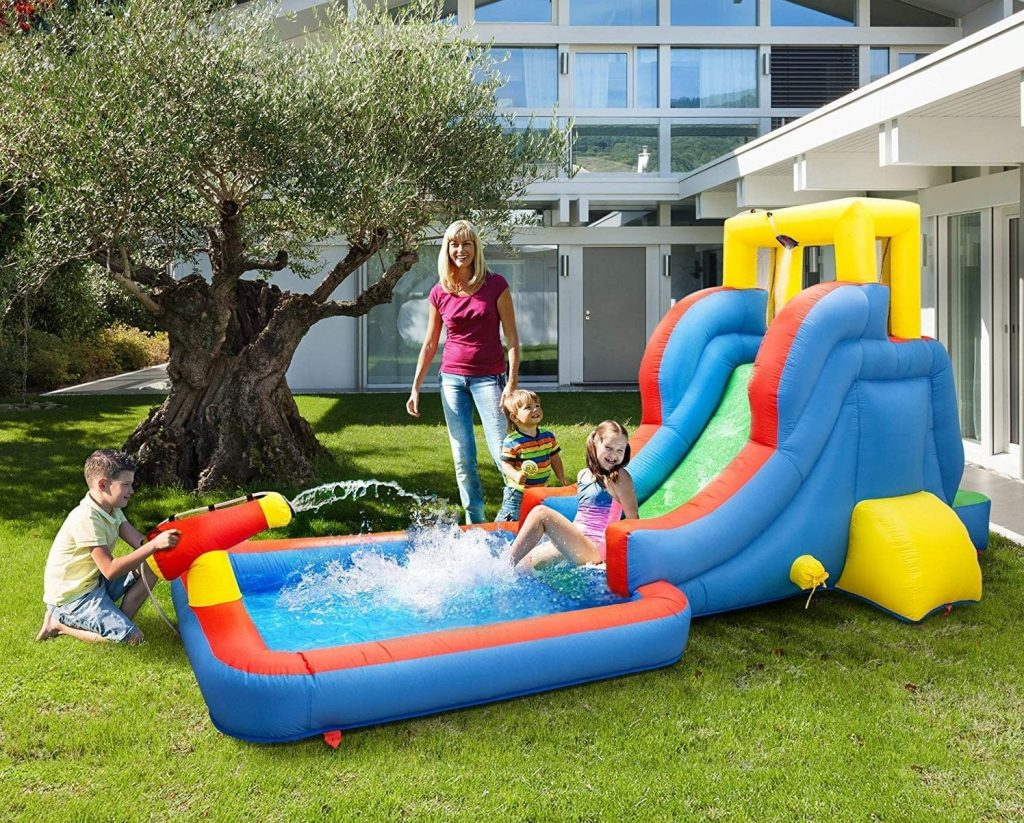 Best Inflatable Water Slides for Kids in 2019 | Reviews & Buying Guide