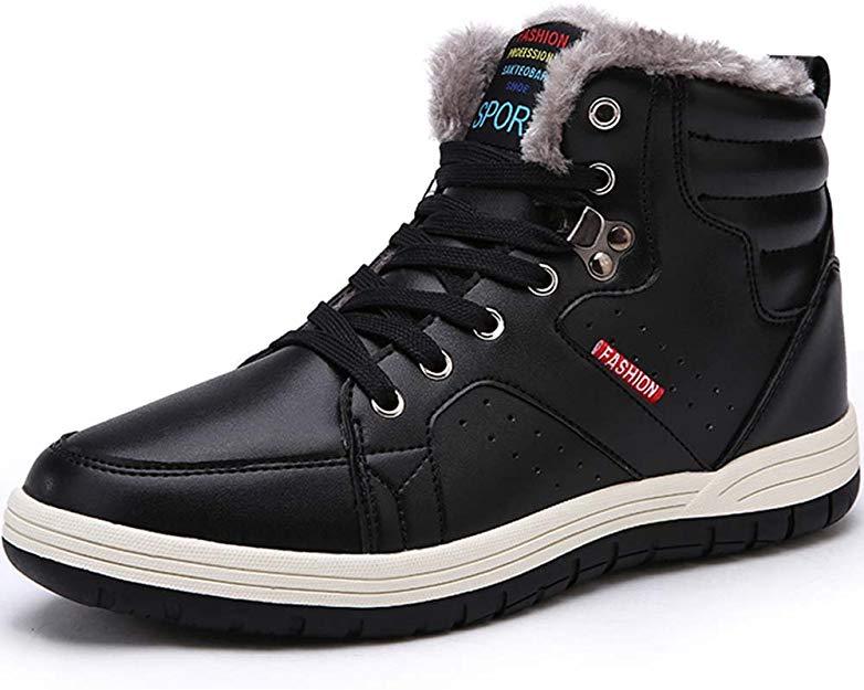 Quickshark Men's Snow Boot