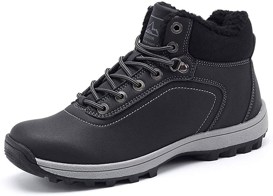 YIRUIYA Men's Snow Boot