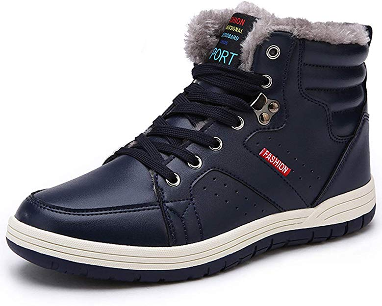 Lauwodun Men's Snow Boot