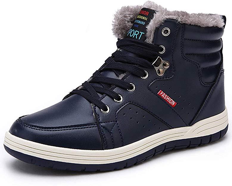 Lauwodun Men's Snow Boot