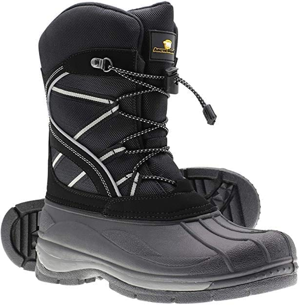 ArcticShield Men's Winter Snow Boot