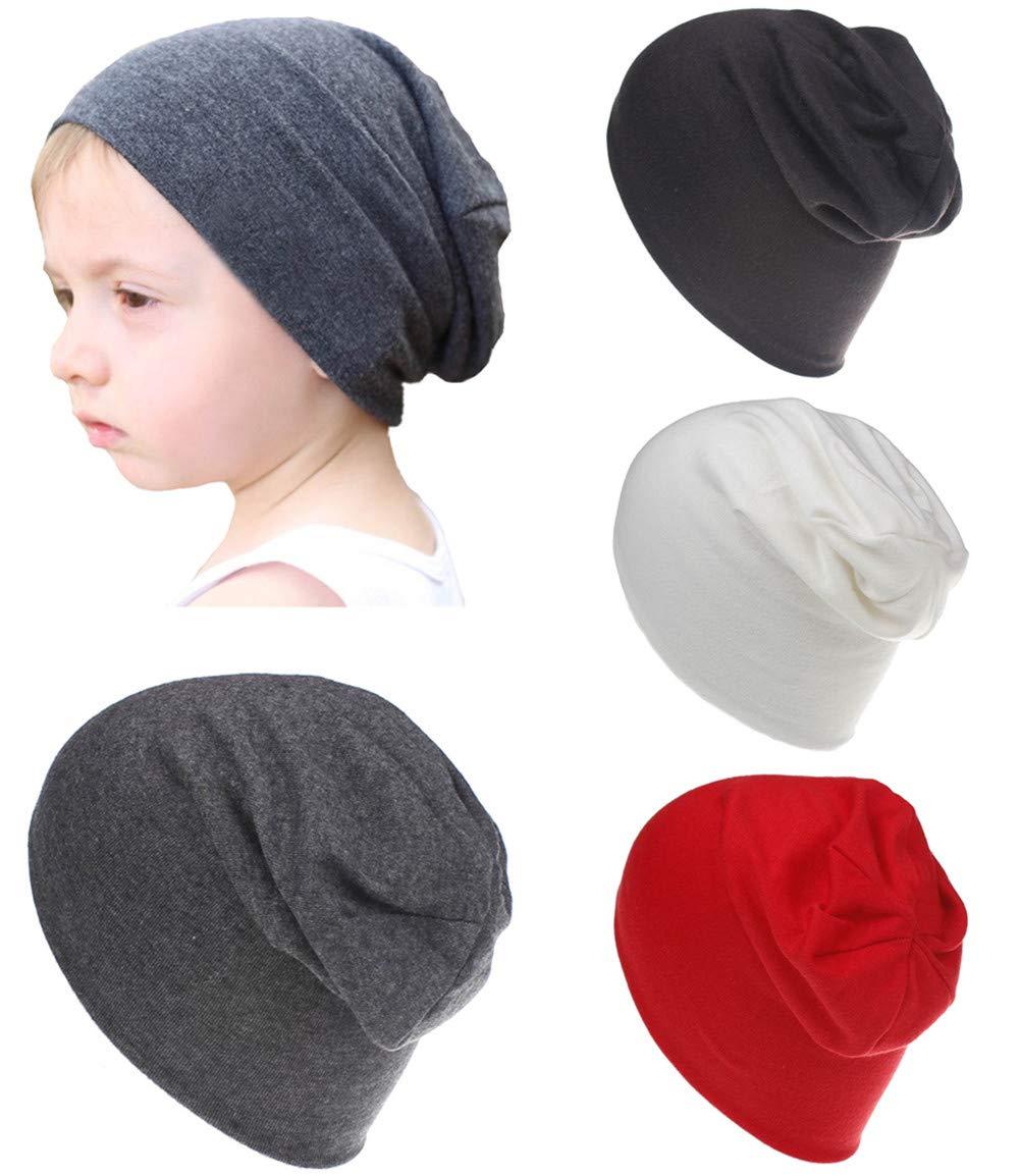 Qandsweet Baby Boy's Beanie Hat