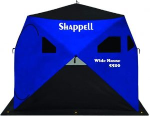 Shappell WH5500 5500 Ice Shelter