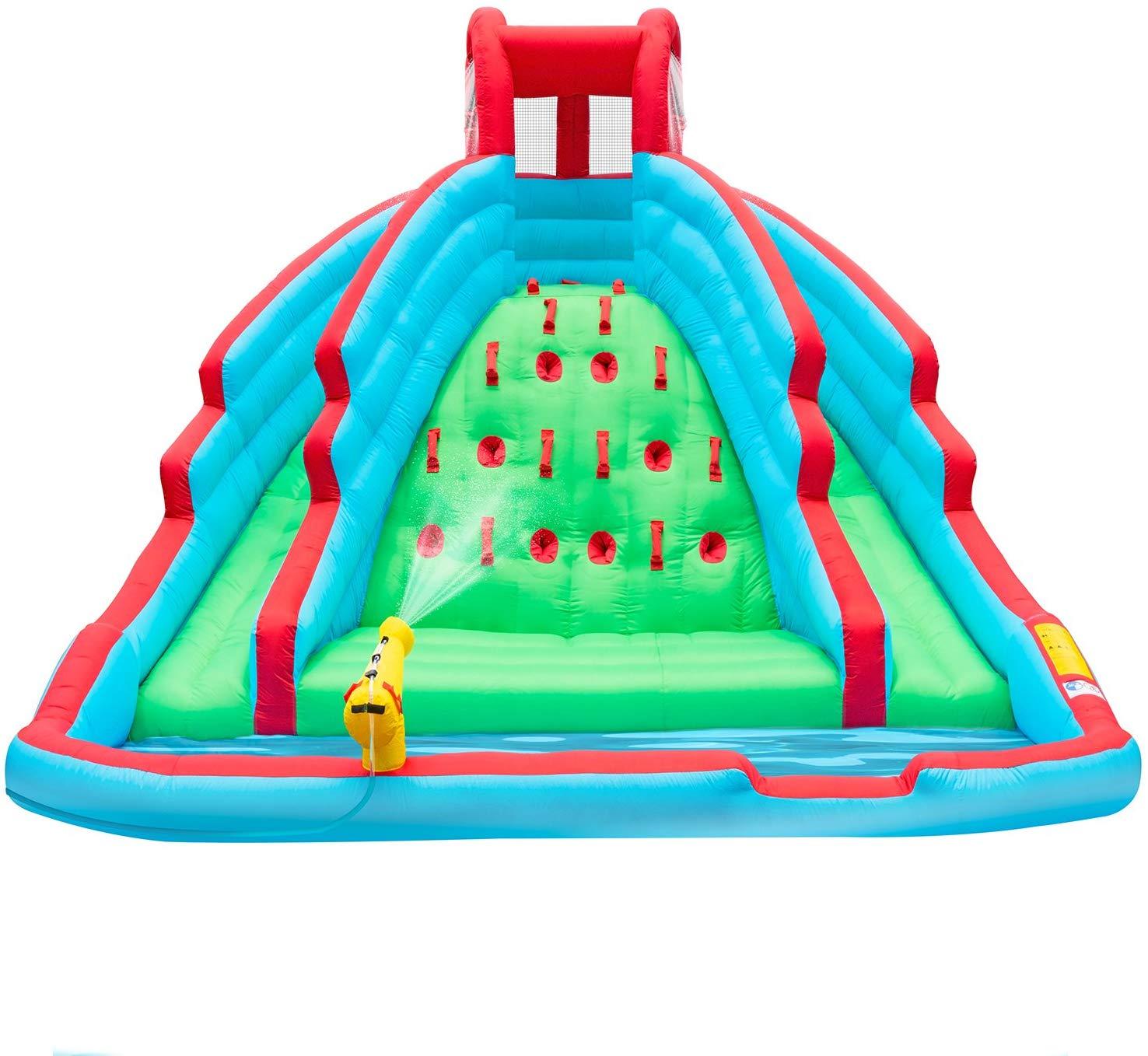 Sunny & Fun Deluxe Water Slide