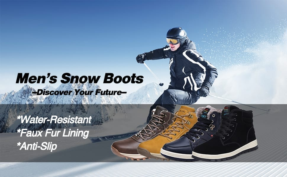 Top 10 Best Snow Boots for Men in 2019 | A Useful Tip