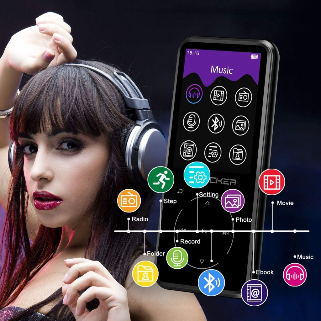 The Best Bluetooth MP3 Players in 2019 | Full Tech Reviews