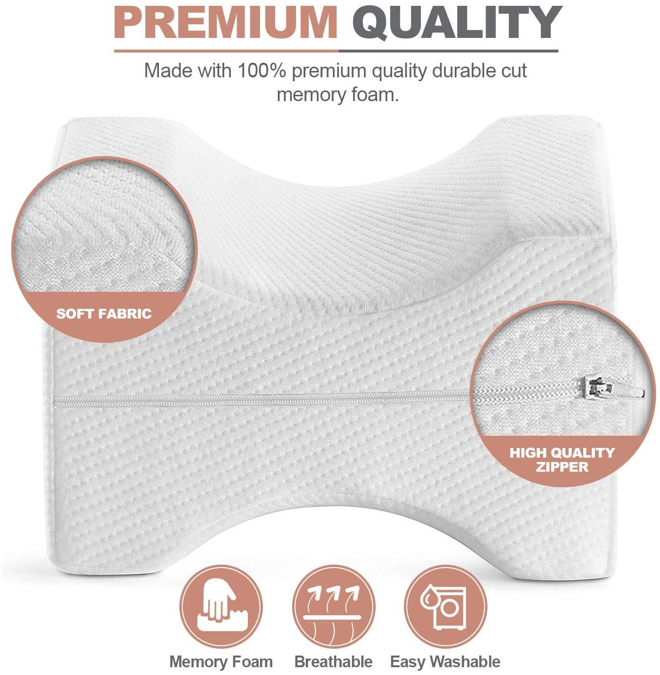 Trademark Supplies Leg Positioner Pillow