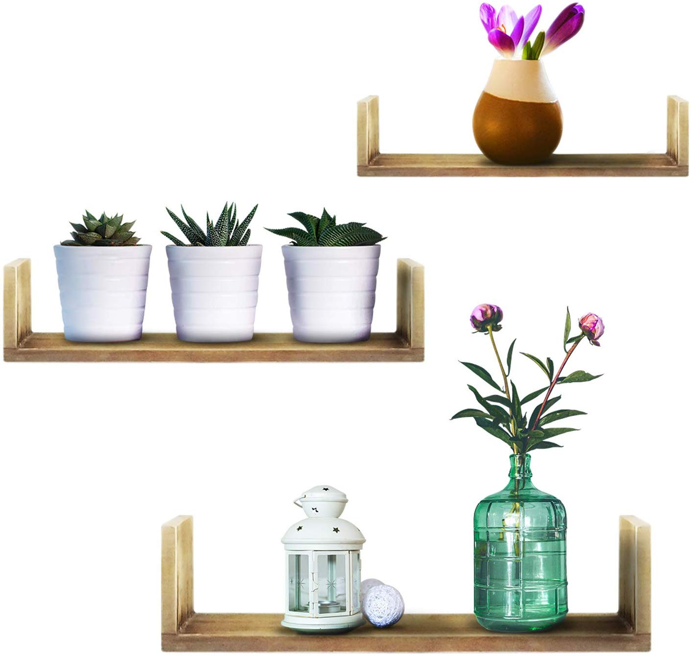 Wall Mounted Floating Shelves by Infinity Forward