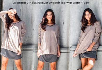 Women's Long Sleeve Sweaters