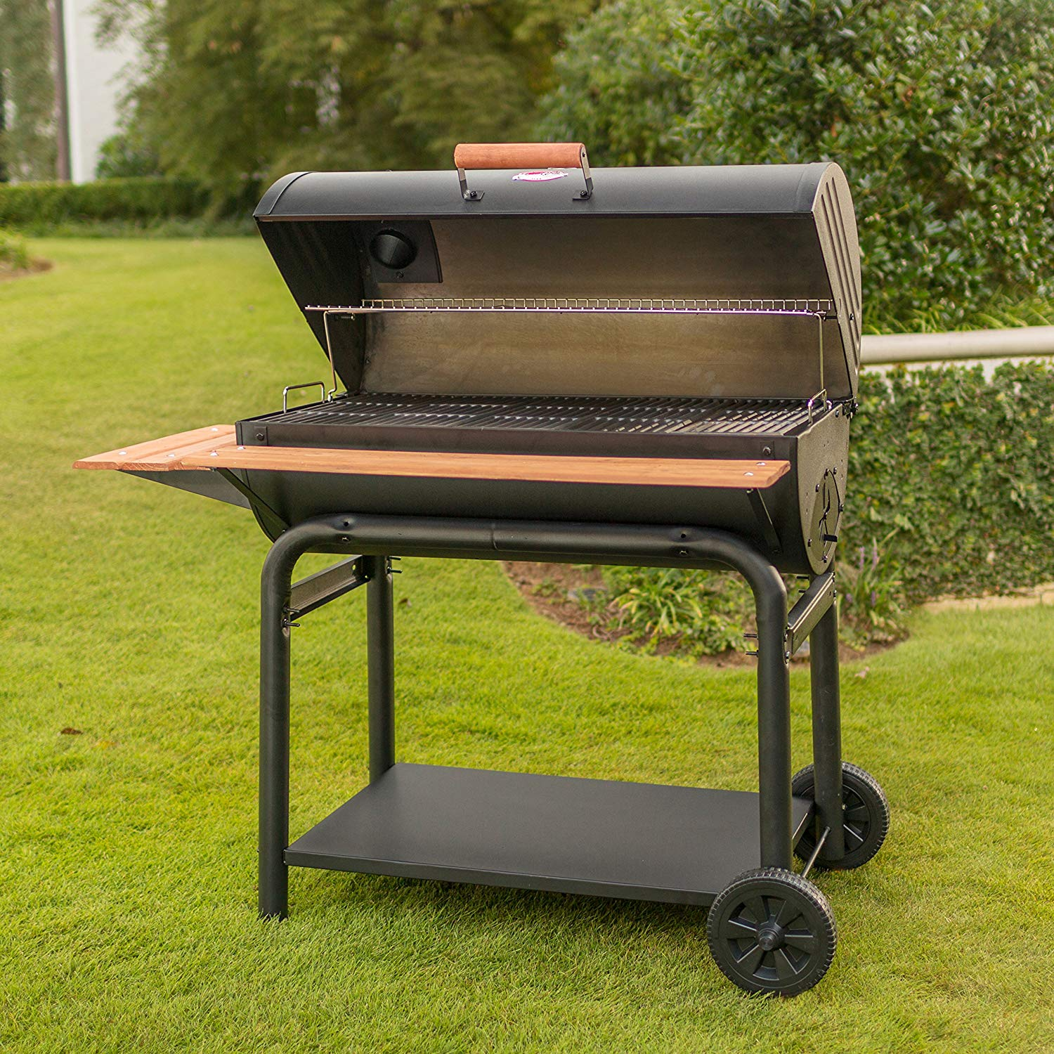 Char-Griller 2137 Outlaw 1063 Square Inch Smoker