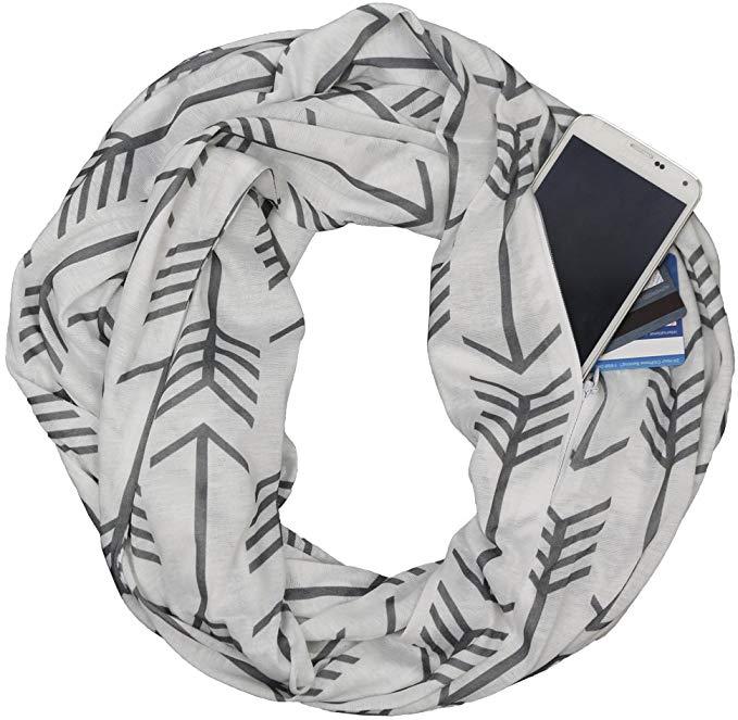 Jade Marie Infinity Scarves for Women