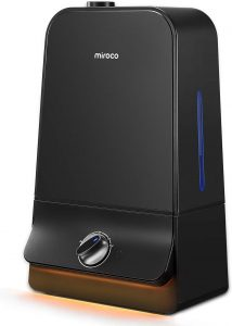 Miroco Ultrasonic Cool Mist Humidifier
