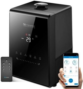 Proscenic 807C Humidifiers with App Control