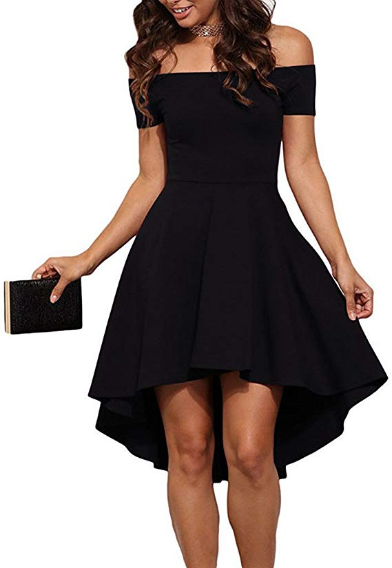 Sarin Mathews Cocktail Skater Dress