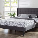 Zinus Upholstered Platform Beds
