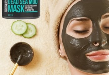 Clay Mask for Face and Body